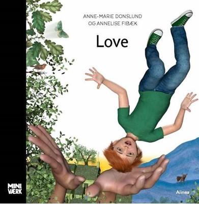 Love Anne-Marie Donslund 9788723542045