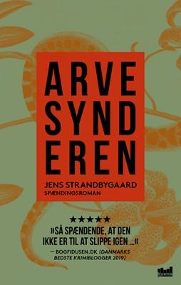 Arvesynderen Jens Strandbygaard 9788793758759