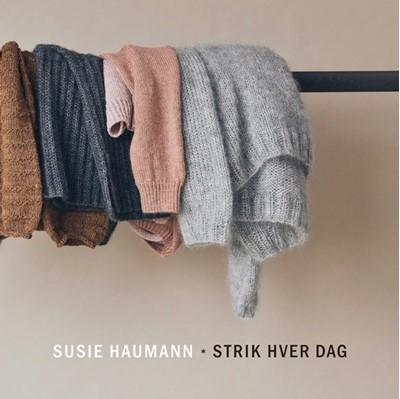 Strik hver dag Susie Haumann 9788797154809