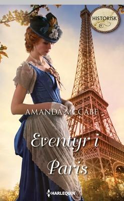 Eventyr i Paris Amanda McCabe 9789150791921