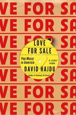 Love for Sale David Hajdu 9781250141217