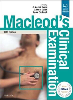 Macleod's Clinical Examination  9780702069932