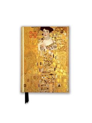 Gustav Klimt: Adele Bloch Bauer I (Foiled Pocket Journal)  9781787555778