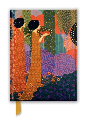 Vittorio Zecchin: Princesses in the Garden from A Thousand and One Nights (Foiled Journal)  9781787555471