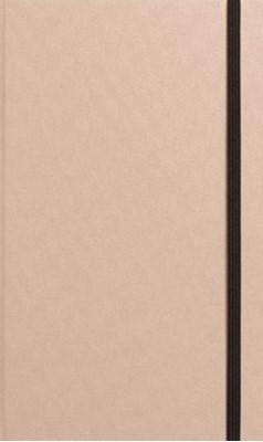Shinola Journal, HardLinen, Ruled, Blush (5.25x8.25) Shinola 9781643280240