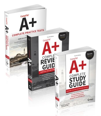 CompTIA A+ Complete Certification Kit Jon Buhagiar, Quentin Docter, Jeff T. Parker, Troy McMillan 9781119574330
