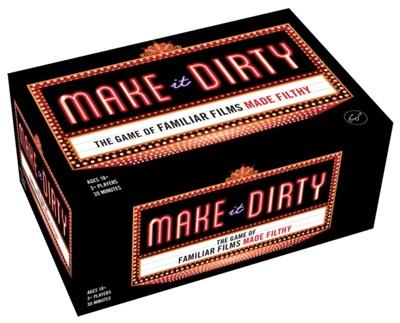 Make It Dirty  9781452180878