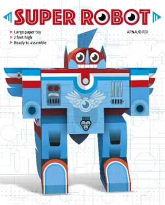 Super Robot Arnaud Roi, Roi 9780764358302