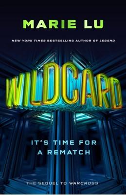 Wildcard (Warcross 2) Marie Lu 9780241342442