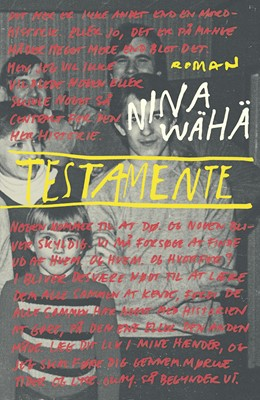 Testamente Nina Wähä 9788770072212