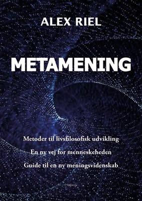 Metamening Alex Riel 9788793880030