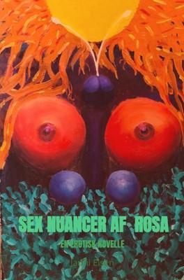Sex nuancer af  rosa Janni Elsen 9788740403343