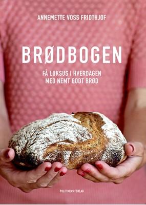 Brødbogen AnneMette Voss 9788740057430