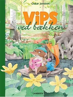 Vips ved bækken Oskar Jonsson 9788772249551