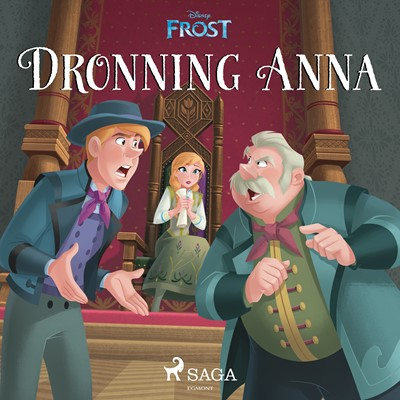 Frost - Dronning Anna - Disney, – Disney, DISNEY 9788726256321