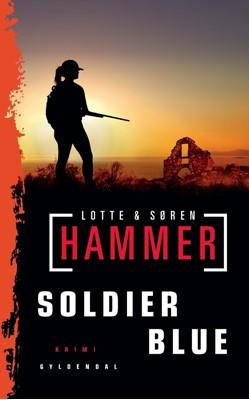 Soldier Blue Søren Hammer, Lotte 9788702280838