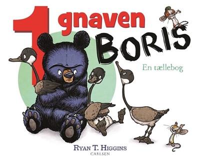 1 gnaven Boris - en tællebog Ryan T. Higgins 9788711914946