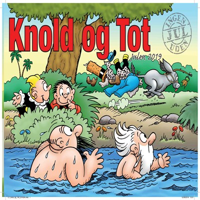 Knold & Tot Julen 2019 Bulls 9788793567924