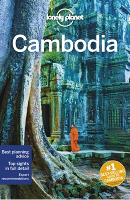 Lonely Planet Cambodia Ashley Harrell, Lonely Planet, Nick Ray 9781786570659