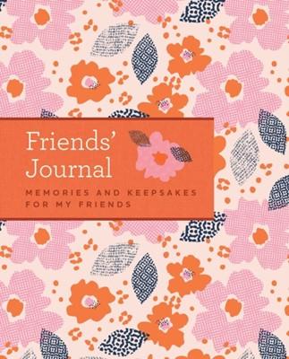 Friends' Journal Bluestreak 9781681884776