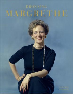 Dronning Margrethe Karin Palshøj 9788711917046