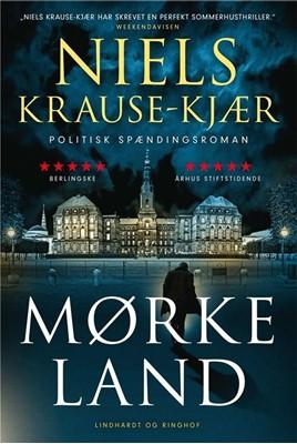 Mørkeland Niels Krause-Kjær 9788711910283