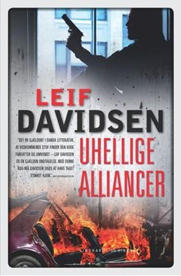 Uhellige alliancer Leif Davidsen 9788711321904