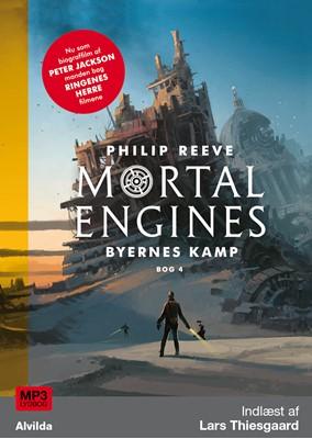 Mortal Engines 4: Byernes kamp Philip Reeve 9788741505589