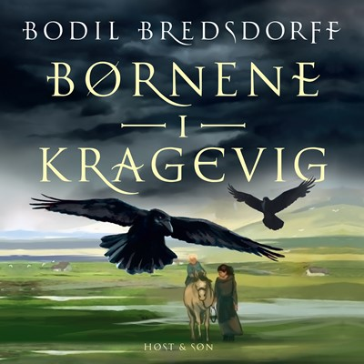 Børnene i Kragevig Bodil Bredsdorff 9788763862448