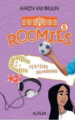 Roomies 5: Festens dronning Karen Vad Bruun 9788741502298