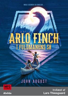 Arlo Finch i fuldmånens sø (2) John August 9788741505503