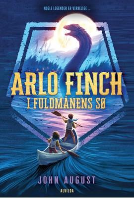 Arlo Finch i fuldmånens sø (2) John August 9788741505480