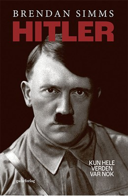 Hitler Brendan Simms 9788712050100