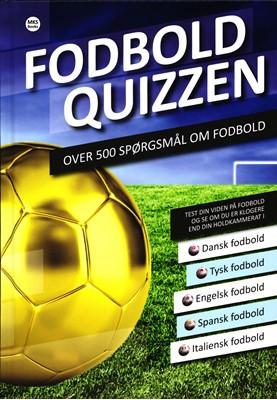 Fodbold Quizzen Kim Skaaning, Mie Kruse Skaaning 9788797163504