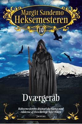 Heksemesteren 10 - Dværgeråb Margit Sandemo 9788742602515
