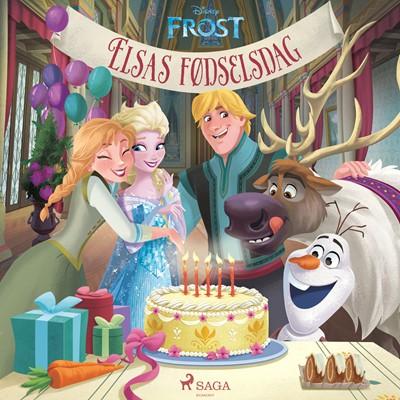 Frost - Elsas fødselsdag - Disney, – Disney, DISNEY 9788726278712
