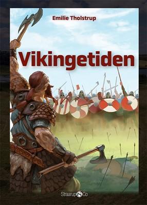 Vikingetiden Emilie Tholstrup 9788770184953