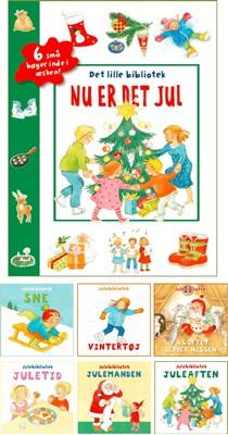 Det lille bibliotek: Nu er det jul  9788772052601