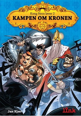 Kampen om kronen Jan Kjær 9788793231856