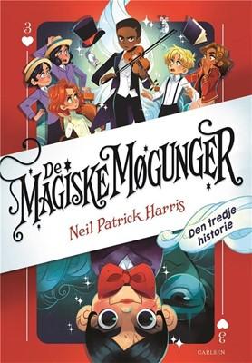 De Magiske Møgunger (3) - Den tredje historie Neil Patrick Harris 9788711919354