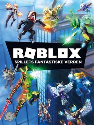 Roblox - Spillets fantastiske verden (officiel)  9788741508245