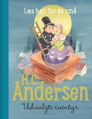 H.C. Andersen - Udvalgte eventyr H.C. Andersen 9788770364591