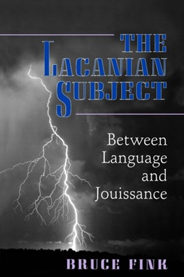 The Lacanian Subject Bruce Fink 9780691015897