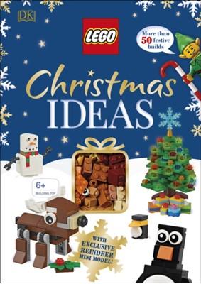 LEGO Christmas Ideas Elizabeth Dowsett, DK 9780241381717
