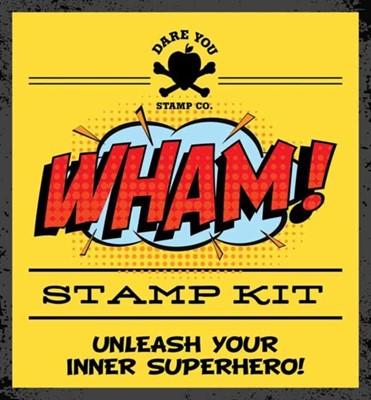 WHAM! Stamp Kit Cider Mill Press 9781604338775