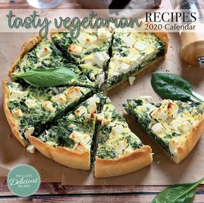 Tasty Vegetarian Recipes  9781788389815