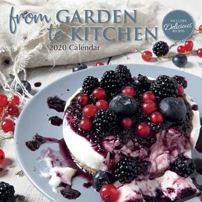 From Garden to Kitchen  9781788389808