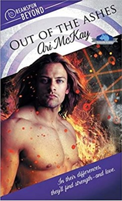 Out of the Ashes Ari McKay 9781635337952
