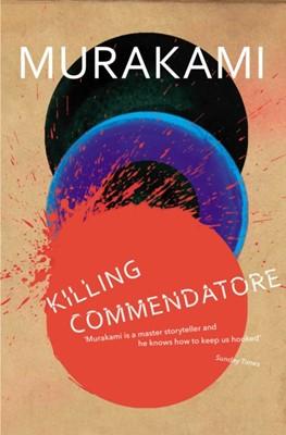 Killing Commendatore Haruki Murakami 9781784707330