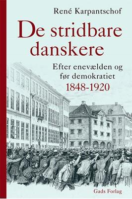 De stridbare danskere René Karpantschof 9788712058045
